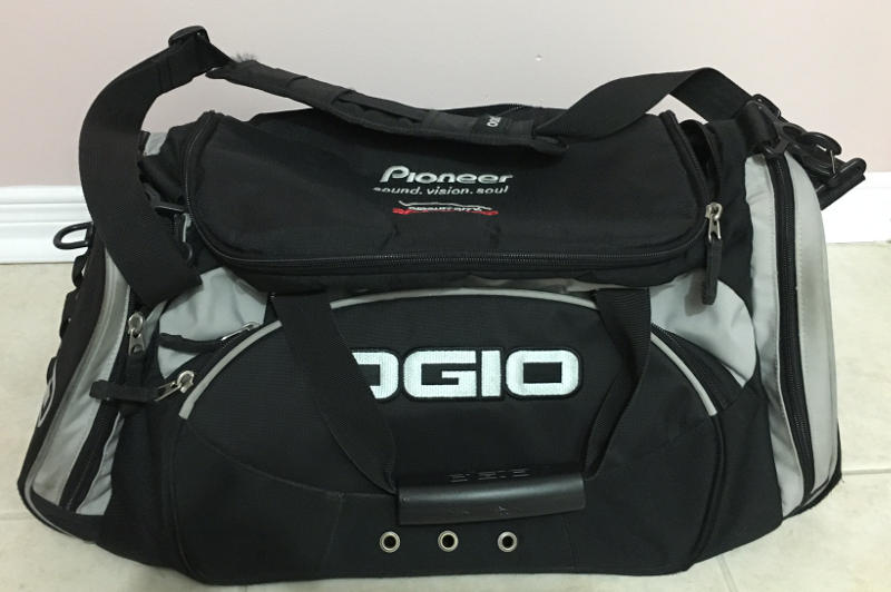 Ogio All Terrain gym bag