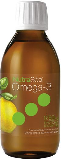 Nutrasea omega 3 fish oil